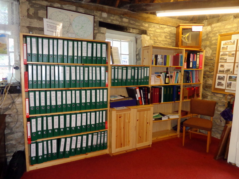 The Archive Room Ramsey Rural Museum