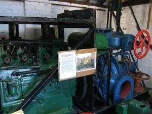 Large Diesel Pump